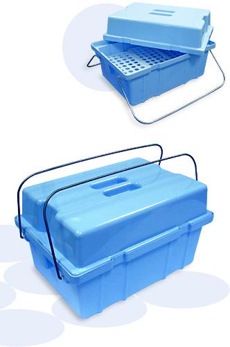 Укладка для транспортировки медицински 11